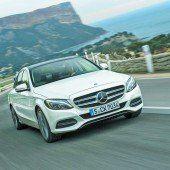 Mercedes senkt CO2-Emissionen
