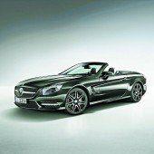 Neuer Motor für den Mercedes SL