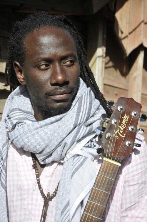 Musik von einem anderen Kontinent: Carlou D. foto: spielboden
