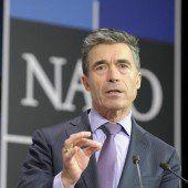 Moskau: Halbe Leiche NATO lebt
