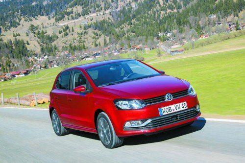 Neuer VW Polo: Besser ausgestattet und bis zu 21 Prozent sparsamer mit EU-6-Motoren. Fotos: werk