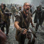 Die Sintflut in starken Bildern