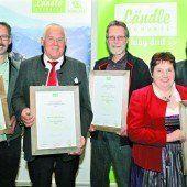 Moster und Brenner mit Medaillen belohnt