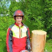 Das Holzen ist eine echte Leidenschaft
