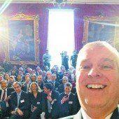 Selfie-Trend erreicht die Royal-Family