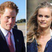 Prinz Harry und Cressida Bonas sind getrennt