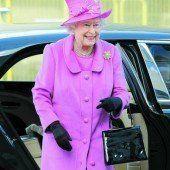 Queen feierte ihren 88er