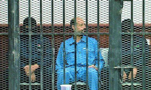 Rebellen halten Gaddafis Sohn Seif al-Islam fest. Foto: AP