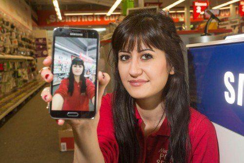 Samsung Galaxy S5, Feature, technik, handy, Smartphone, mediamarkt
