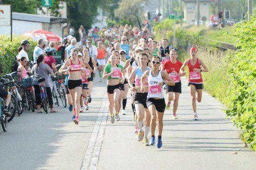 Sandra Urach lief in Berlin persönliche Bestzeit. Foto: vn/Lerch