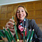 Schriftführerin Gülcay Erdem: Die Frau mit den spitzen Stiften