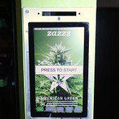 Colorado feiert ersten Marihuana-Automaten