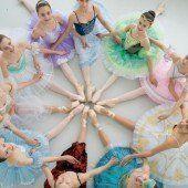 Ballett tanzen wie die großen Primaballerinas