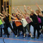 Sie tanzen zur nächsten Weltgymnaestrada in Helsinki