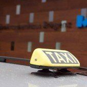 Überfall auf Taxifahrer