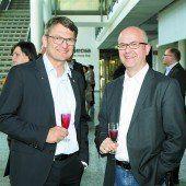 Thomas Wachter (WIFI) und Stefan Maier (Liebherr).
