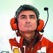 Neuer Ferrari-Teamchef dachte an Aprilscherz