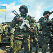 Kiew eröffnete Feuer
