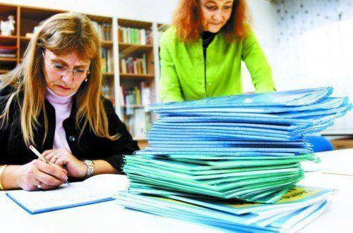 Viel Einsatz, mäßiger Erfolg im Schulbereich: Laut Rechnungshof ist Kompetenzzersplitterung schuld. Foto: APA