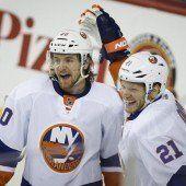 NHL-Export Michael Grabner erneut verletzt
