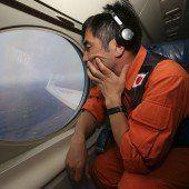 Schlechte Sicht bremst Suche nach Boeing