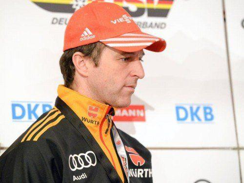 Werner Schuster geht weiter den Weg mit dem DSV. Foto: gepa