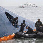 Haftbefehl gegen den Kapitän und seine Crew