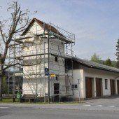 Altes Trafohaus wird saniert