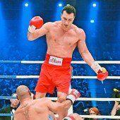 Klitschko-Gegner war zu schwach