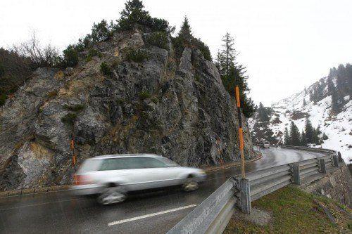 Zehn Millionen Euro für eine neue  Trasse.  Foto: VN/Hofmeister