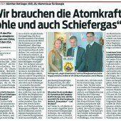 Kommissar Oettinger spielt mit unserer Zukunft