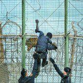 Flüchtlingsstrom nach Europa wächst