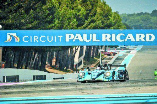 Zweitschnellster der über 30 LMP2-Piloten in Paul Ricard: Christian Klien fuhr bei den ersten Tests konstant vorne mit. Foto: VISIONSPORT-AGENCY