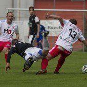 FC Schlins verteidigt mit Sieg in Langen die Tabellenführung in der ersten Landesklasse