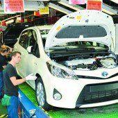 Toyota feiert Jubiläum