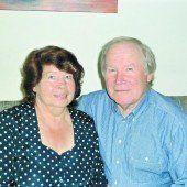 Goldenes Paar: Brigitte und Richard