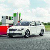 Liegt die Auto-Zukunft im Kuh-Gas?
