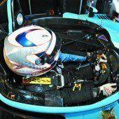 Klien fährt Generalprobe für Le Mans