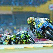 Rossi ist in brauchbarem Zustand