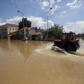 Staatstrauer um die Flutopfer am Balkan