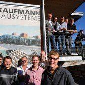 Im Ausland gefragt: Vorarlberger Handwerk
