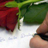 Die Kulturgeschichte des Liebesbriefes