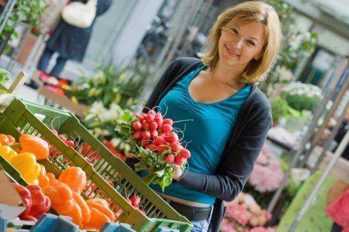 Auch eine ausgewogene Ernährung kann einen Beitrag zur Krebsvermeidung leisten.  Foto: vn