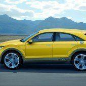 Peking: Audi zeigt neue TT-Studie fürs Gelände