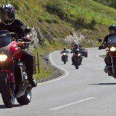 Motorradsaison ist eingeläutet