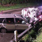 Arbon: Zwei Tote bei Kollision auf Autobahn