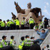 Chef der Reederei der Sewol verhaftet