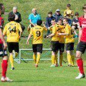 Der FC Dornbirn sinnt im Derby auf Revanche
