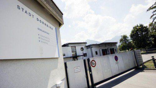Das Tor zu einer guten Zukunft soll beim Schlachthof Dornbirn wieder aufgehen.