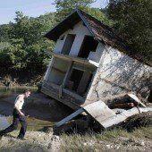 1,6 Millionen Serben von Hochwasser betroffen